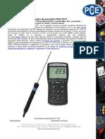 Hoja Datos Pce t317