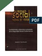 Seguridad Social - Rodolfo e. Piza Rocafort
