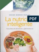 La Alimentacion Inteligente Sacha Barrio