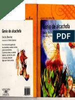 Libro Genio De alcachofa