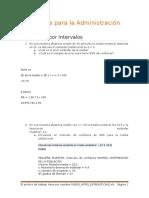Ejercicios_Estadística Para La Administración Tercera Tanda