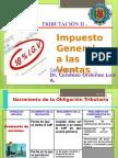 Clases IGV Uncp 4 Semana B