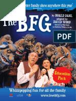 Bfg Education Pack