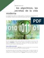 Los Algoritmos