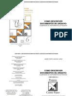 Como Fazer 6 - Como descrever documentos de arquivo