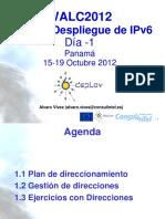 DIA1 1 Consulintel Curso IPv6 WALC2012