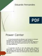 Power Center ferramenta Etl