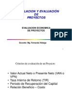 FEP - sesion 5.0 - Evaluacion Economica de Proyectos.pdf