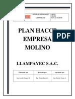 HACCP -LLAMPAYEC