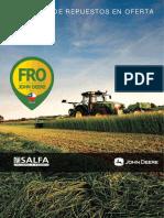Catalogo FRO 2014