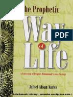 PropheticWayOfLiferah-e-amalhadithsCollectionByJalilAhsanNadvi.pdf
