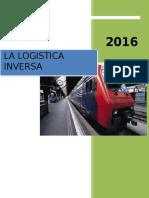 Trabajo Grupal - La Logistica Inversa