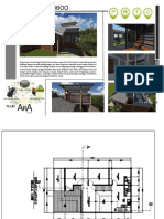 Rumah Bata Bamboo Ara Team Eco Building