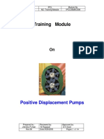 Positive Disp Pumps