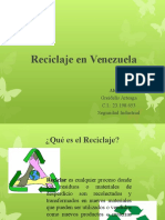 Reciclaje en Venezuela