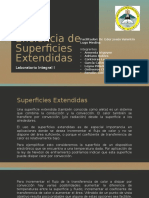 Eficiencia de Superficies Extendidas