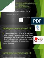 Inteligencia Emocional y Visión