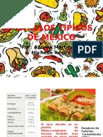 Platillos Típicos de México