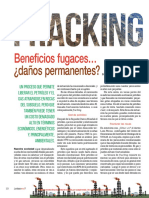 Fracking Beneficios Fugaces Danos Permanentes