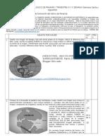 WebQuest Nº1 Origen Geológico de Panamá
