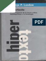 Hipertexto Landow
