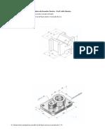 Trabalho Final de Engenharia Mecânica de Desenho Técnico