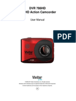 DVR 786HD Camera Manual[1]