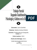 2doParcial Psicología Natalia