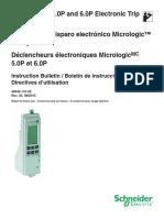 Manual de Usuario Micrologic