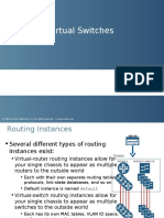 Virtual Switches
