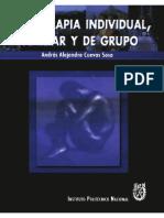 Cuevas Sosa, Andrés Alejandro - Psicoterapia Individual, Familiar y de Grupo