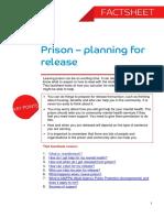 Prison - Planning for Release Factsheet.pdf