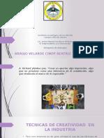 Analogia en El Ambito Industrial
