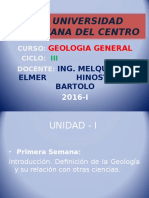 Geologia -1