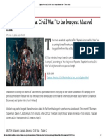 'Captain America_ Civil War' to be longest Marvel film - Times of India.pdf