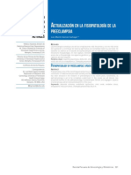 Actualizacion de Fisiopatologia de Preeclampsia
