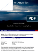 Aether Gaviota Options VII Strategy