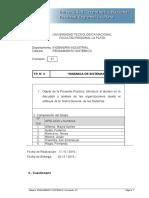 TP3 - Dinamica de Sistemas