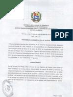 Providencia Administrativa 053 2016