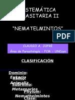 medicina - parasitologia helmintos