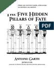 The Five Hidden Pillars of Fate - Claire-Franc Perez e Antoine Garth