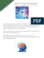 Paralelismo Astrológico Dos Transtornos Psicológicos - Aranel Ithil Dior