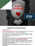 Diabetes Gestacional 2015 Dcv