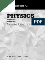 AP CD Physics 0607