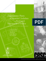 Diagnósticos y Planes de Seguridad Ciudadana a Nivel Local. Experiencias y Desafíos..pdf