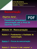 1 - Fundamental I - Modulo VI - Roteiro 3 - Retorno a Vida Corporal - o Planejamento Reencarnatorio V2