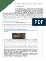 WEBQUEST N°2 ORIGEN DEL HOMBRE AMERICANO