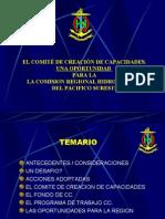 Tema sobre CB a presentar en la CRHPSO 2008