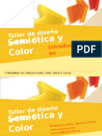 Taller semiotica y color