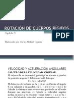 ROTACIÓN DE CUERPOS RÍGIDOS.pptx